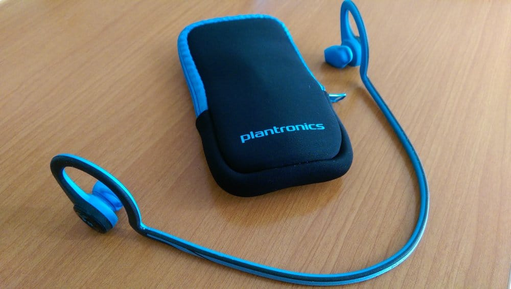 Plantronics BackBeat Fit – cheap earbuds