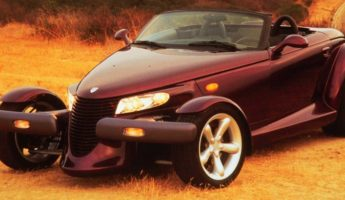 Plymouth Prowler best bad car 345x200 The 17 Best Bad Cars Ever Built