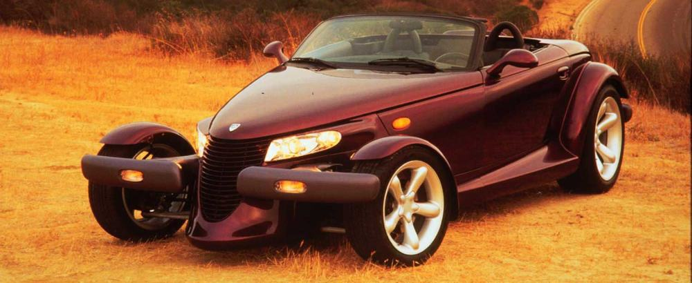 Plymouth Prowler – best bad car