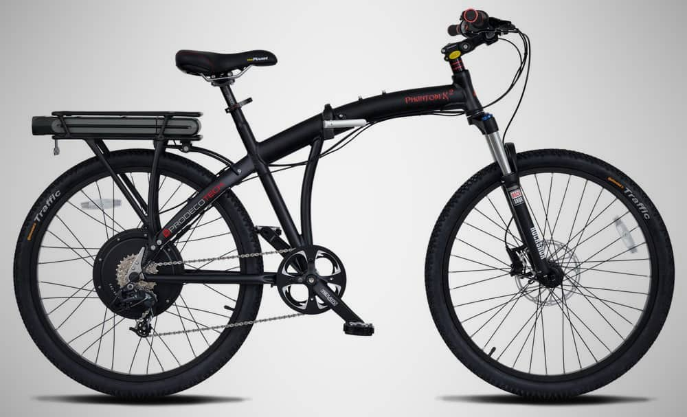 Prodeco V5 Phantom X2 – electric bike