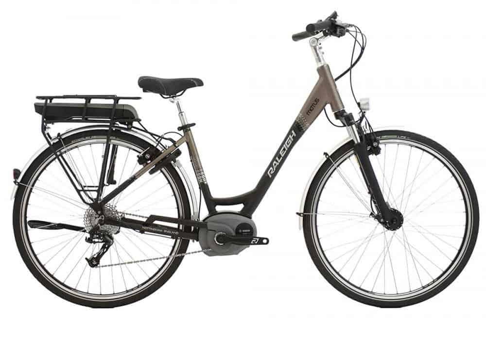 Raleigh Motus Hub Lowstep – electric bike