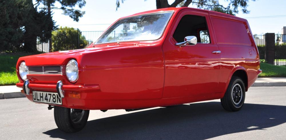 Reliant Robin – best bad car