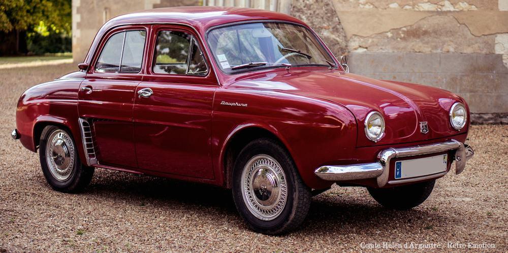 Renault Dauphine – best bad car