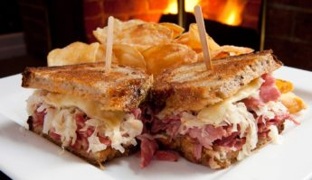 Reuben best sandwich 345x200 21 Of The Greatest Sandwiches Since Sliced Bread