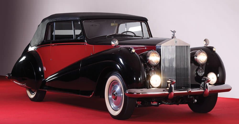 Rolls-Royce Dawn Drophead – vintage car