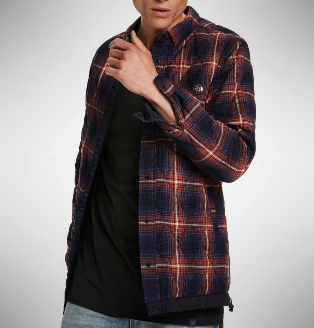 Scotch & Soda Nordic – shirt jacket