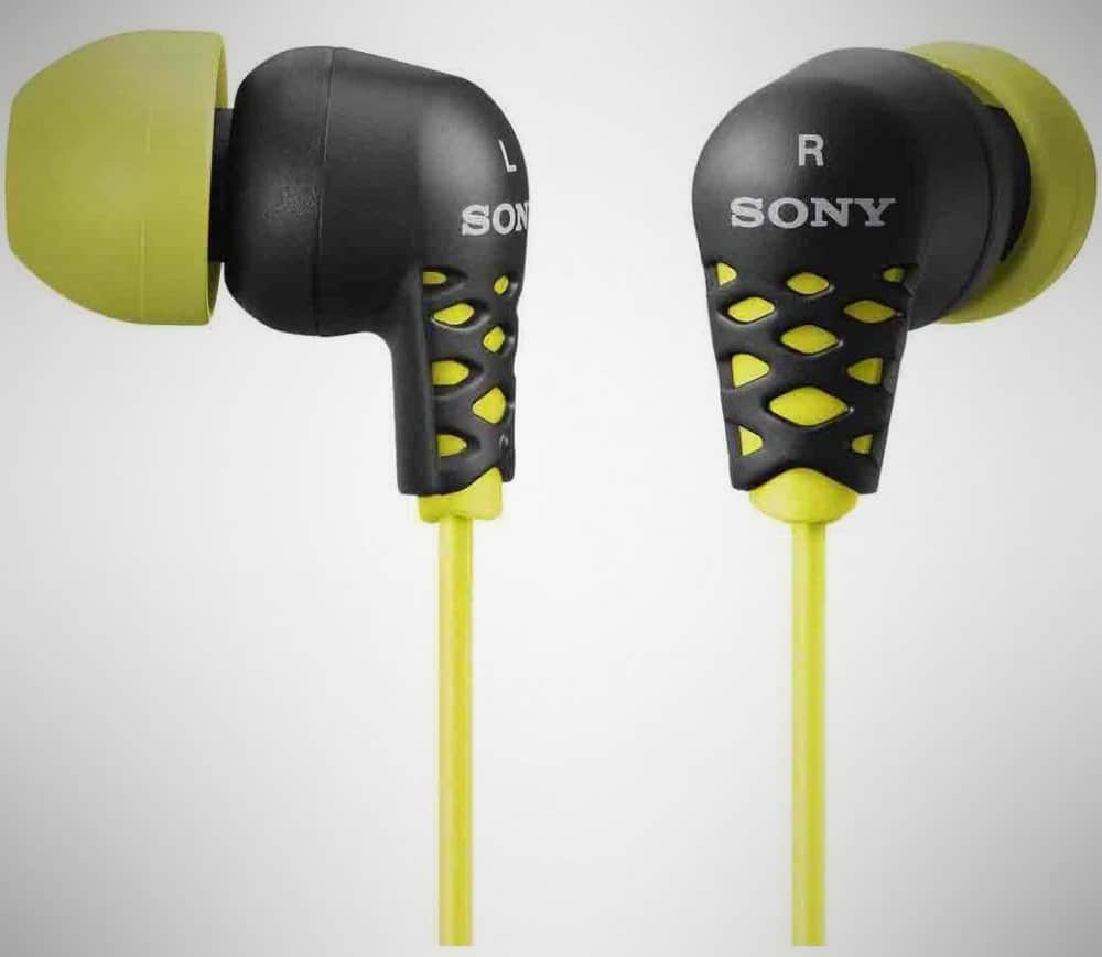 Sony MDR-EX37B BLK – cheap earbuds