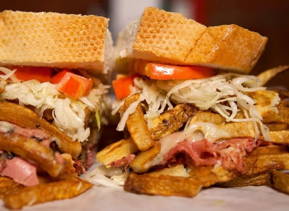 South African Primanti – best sandwich
