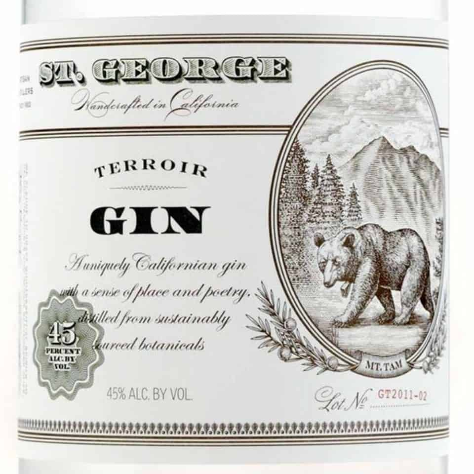 St. George Terroir best gin 960x960 Bitter Berries: The 19 Top Gins To Sip or Mix