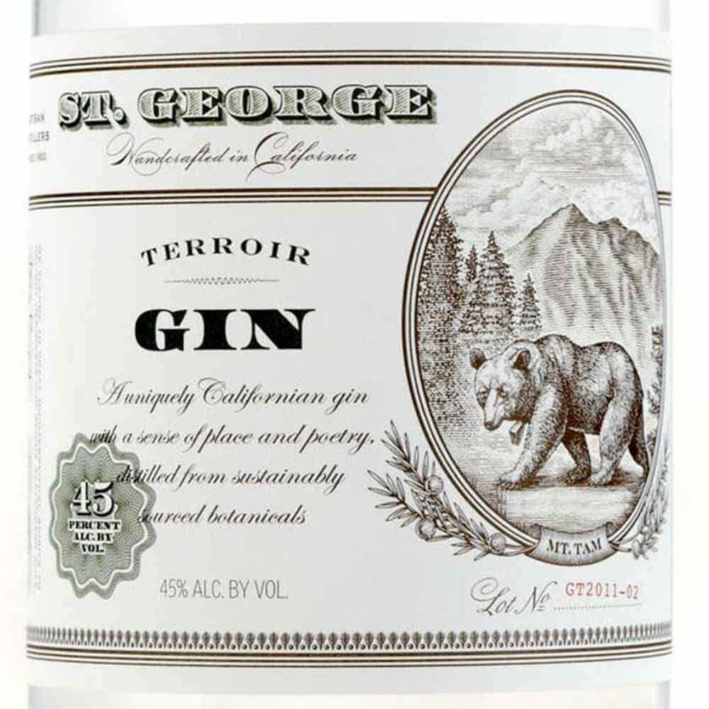 St. George Terroir – best gin