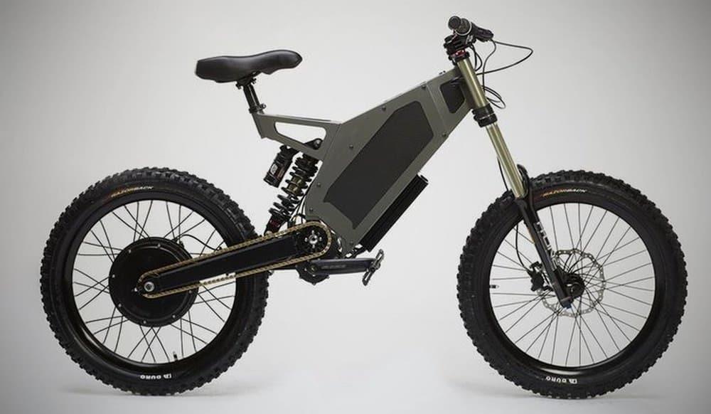 Stealth B-52 Electric Bike