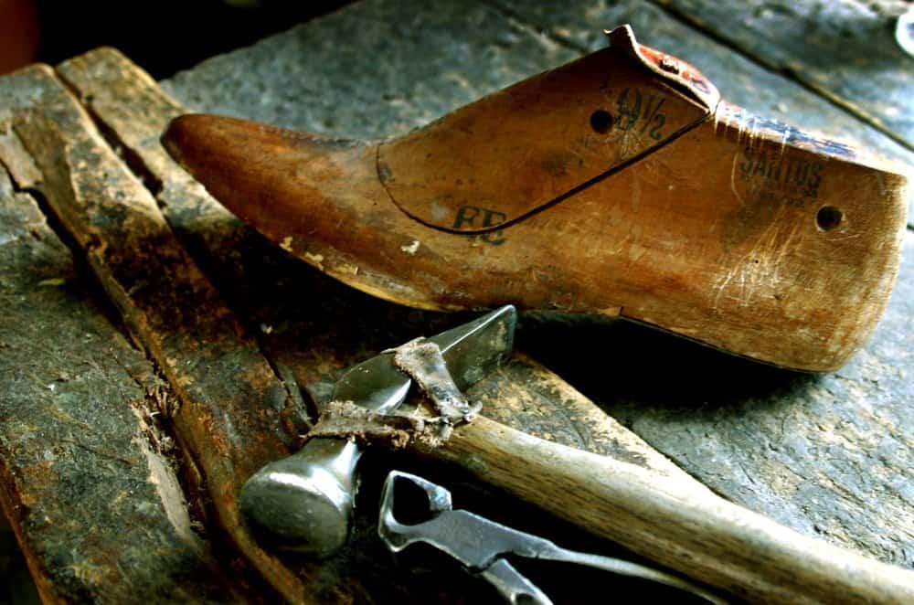 Step 2: Built to Last – bespoke footwear