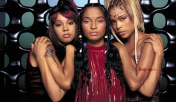TLC 90s band 345x200 Forget Nostalgia With The 25 Greatest Bands From The 90s