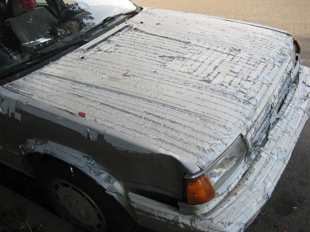 Tape Car – mechanic tool