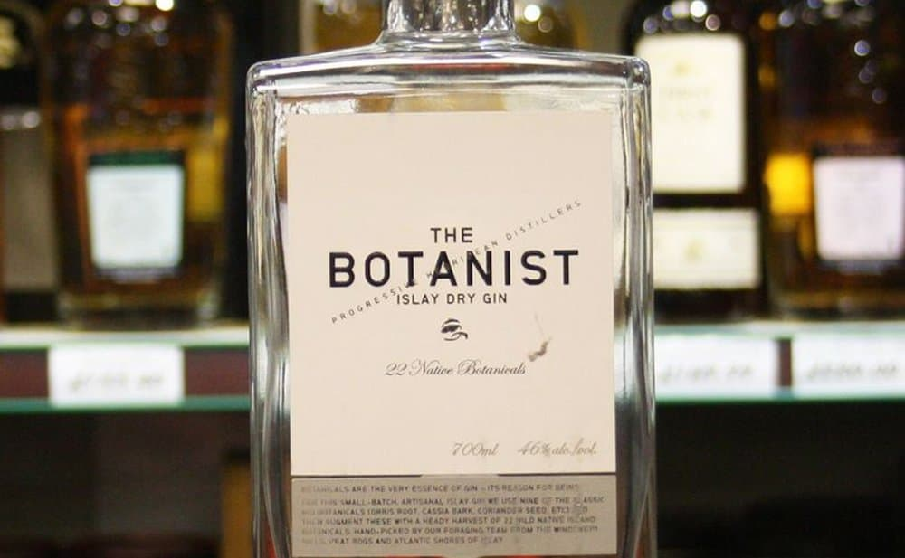 The Botanist Islay Dry – best gin