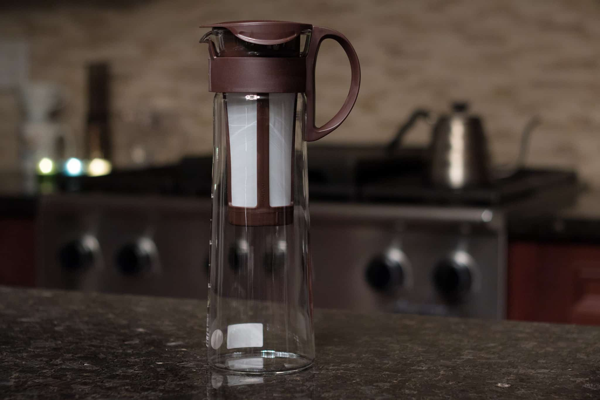 The Hario Mizudashi Cold Brew Coffee Maker