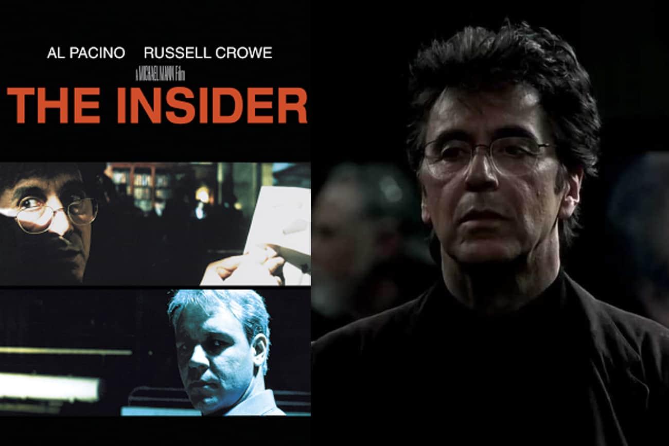 The Insider – thriller movie