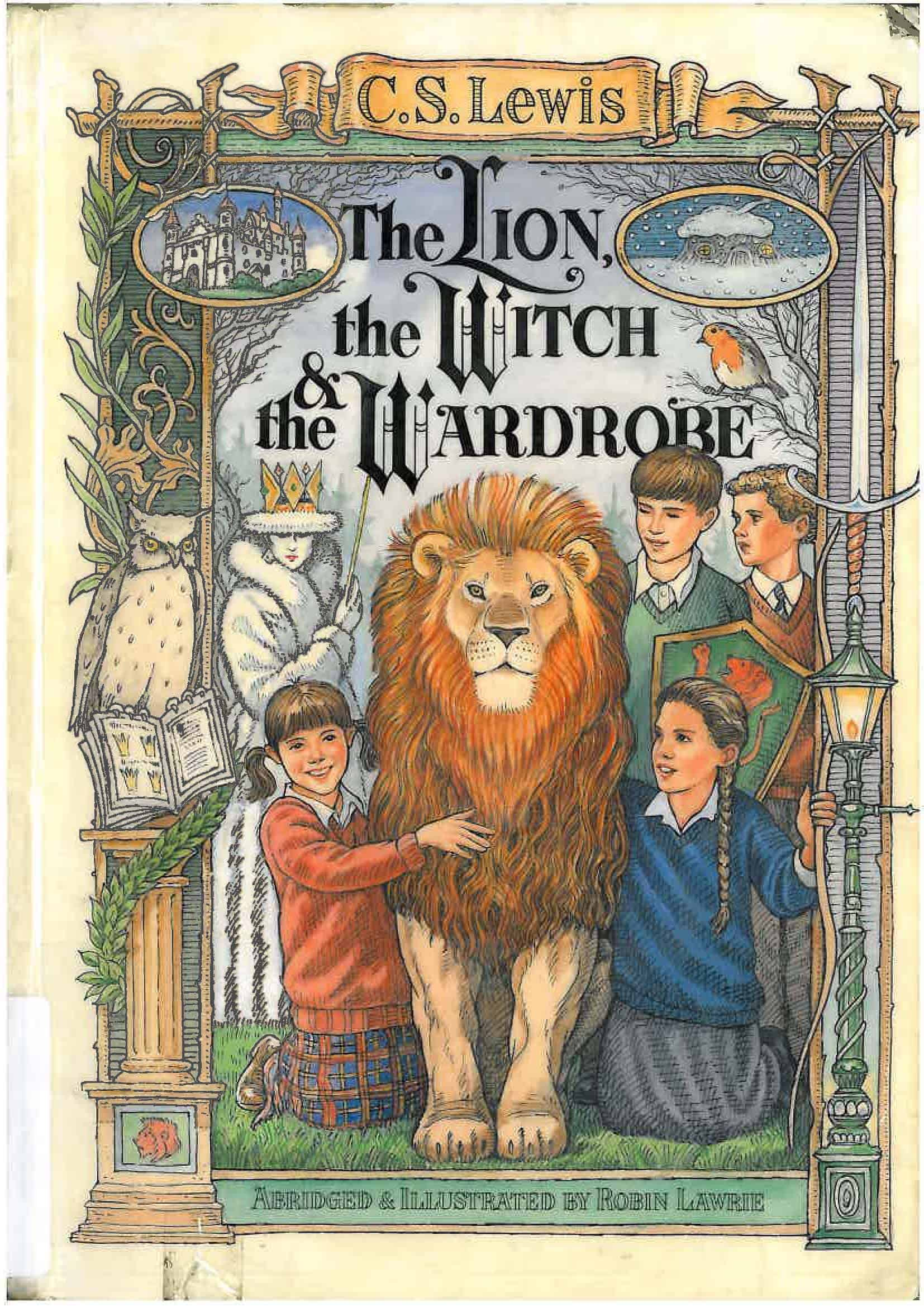 The Lion the Witch and the Wardrobe Books to Read