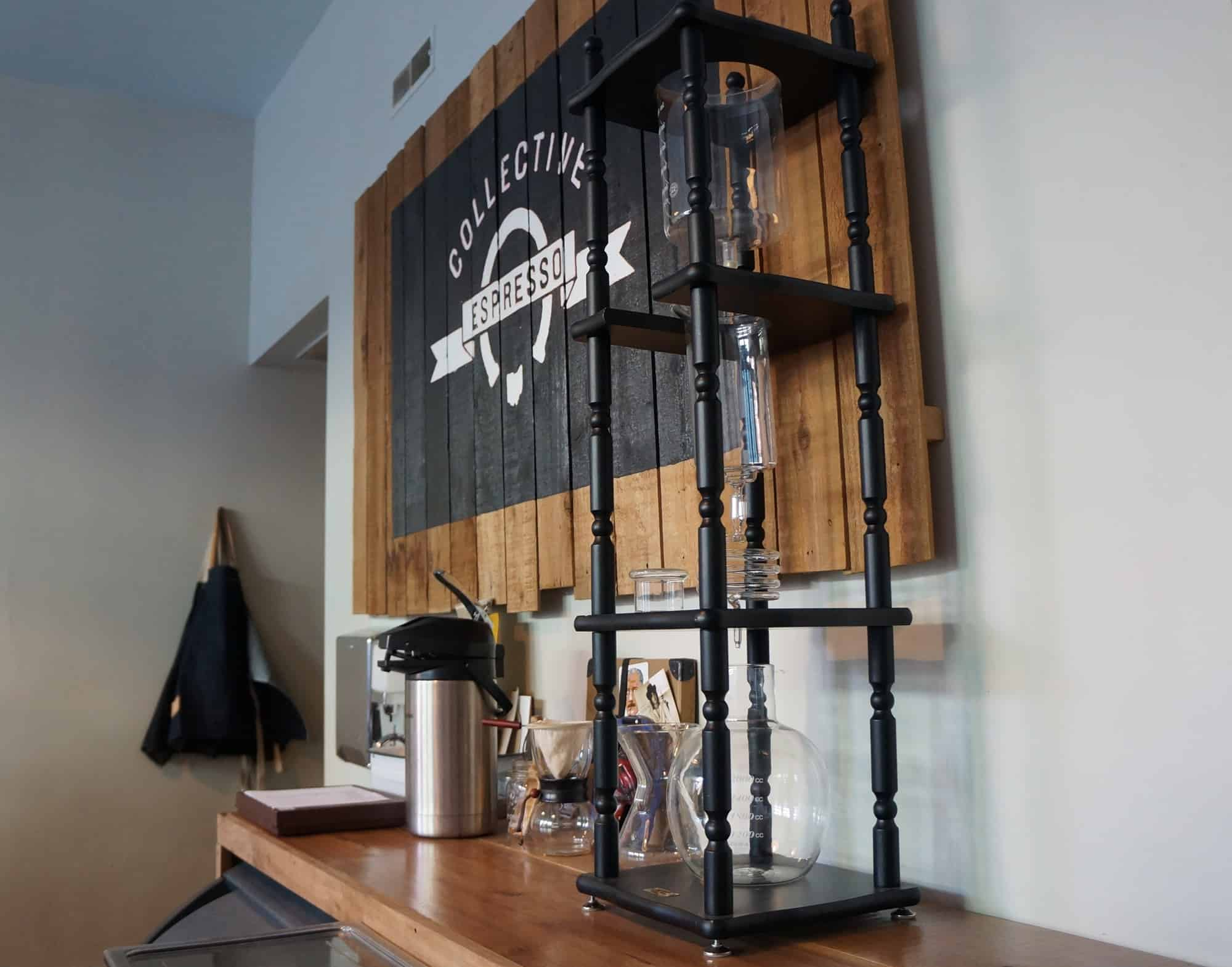 The Yama Cold Brew Tower Coffee Maker