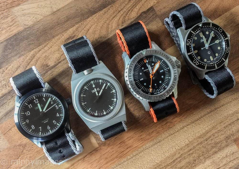 Timefactors – NATO watch strap