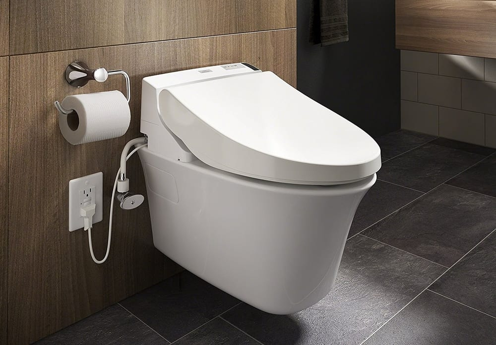 Toto Washlet C200 – clean bathroom