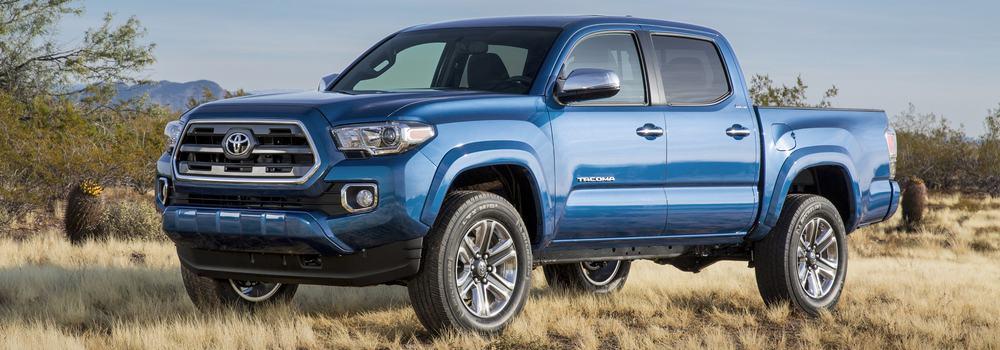 Toyota Tacoma – adventure vehicle