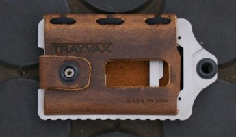 Trayvax Element tactical wallet 345x200 13 Most Effective Tactical Wallets For EDC In Hell
