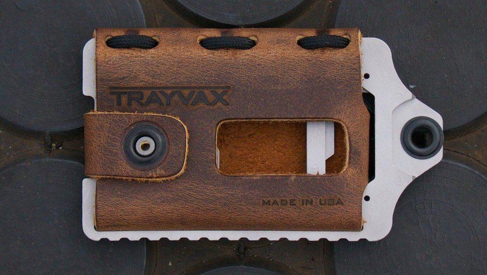 Trayvax Element – tactical wallet