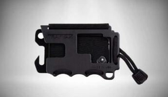 Trayvax Original Wallet (Jet Black)