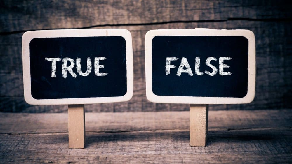 True or False Storytime – drinking game
