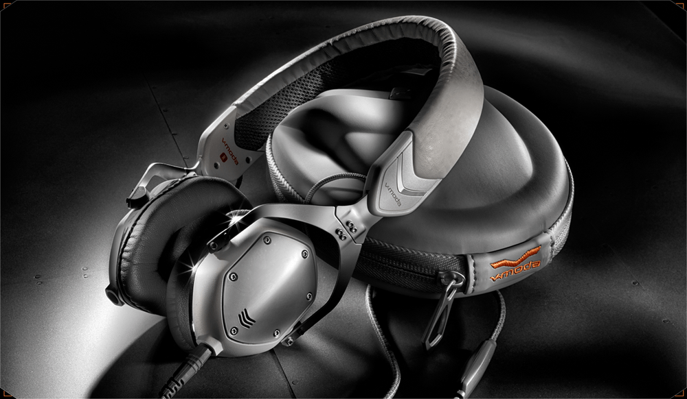 V-Moda XS – on-ear headphones