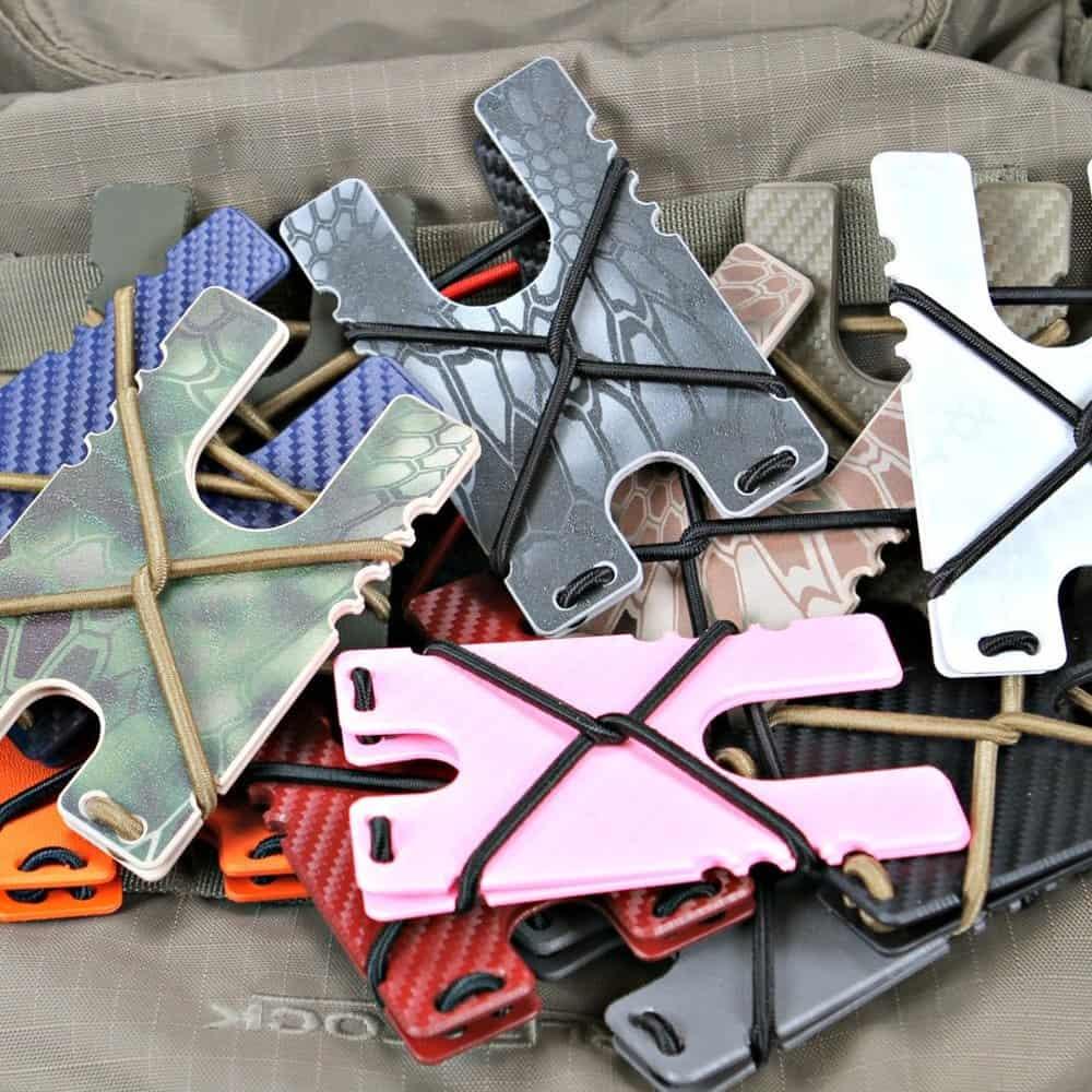 Violent Little Machine Shop Kydex Shock – tactical wallet