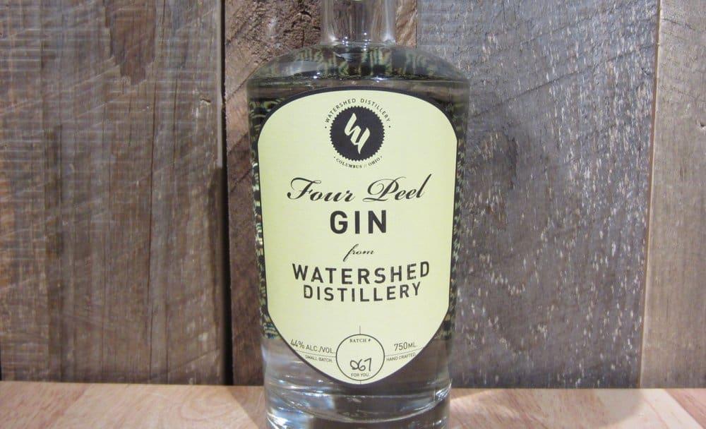 Watershed Four Peel – best gin