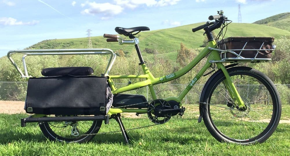Yuba Spicy Curry – electric bike