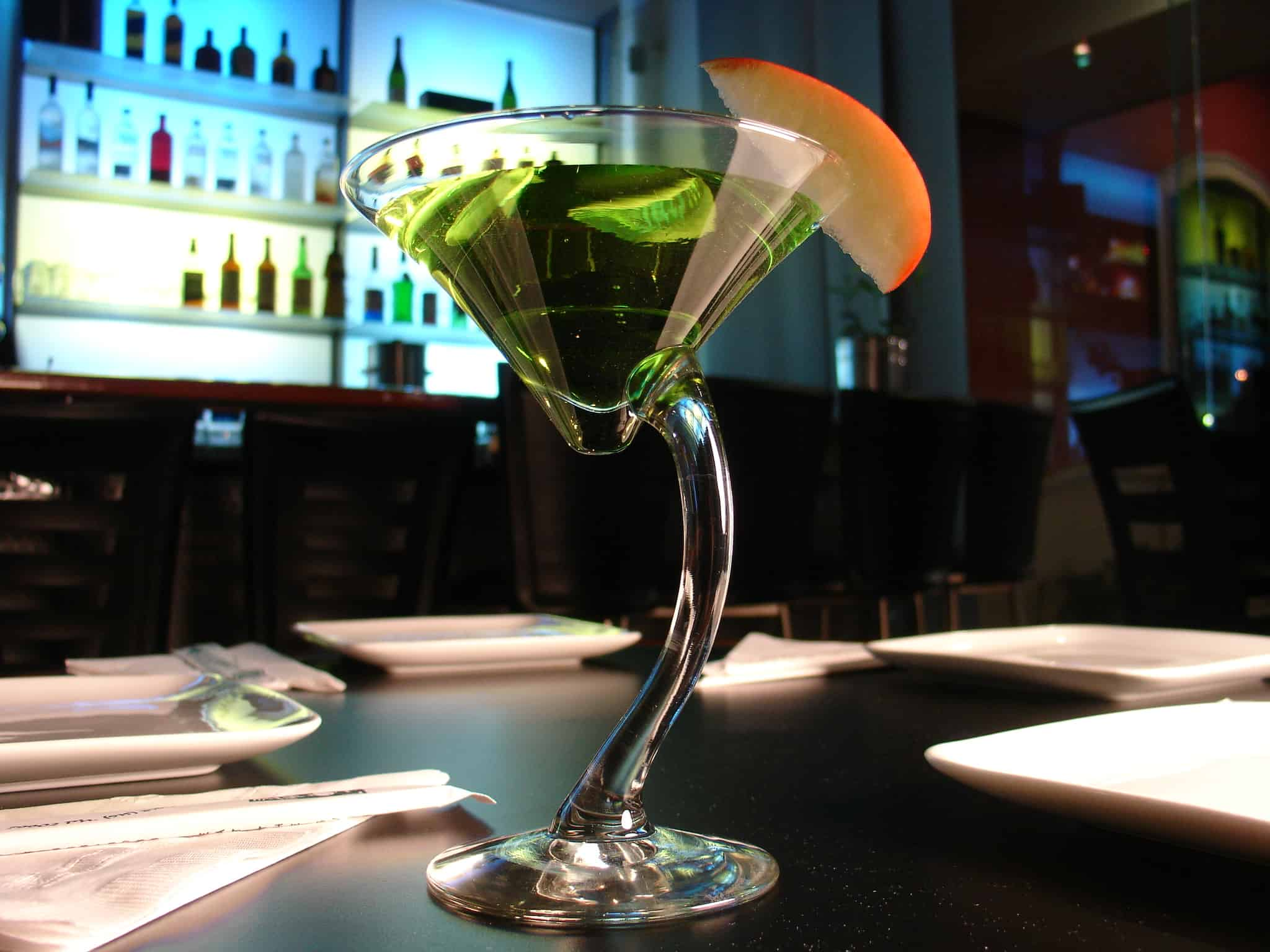 Appletini – girly drink
