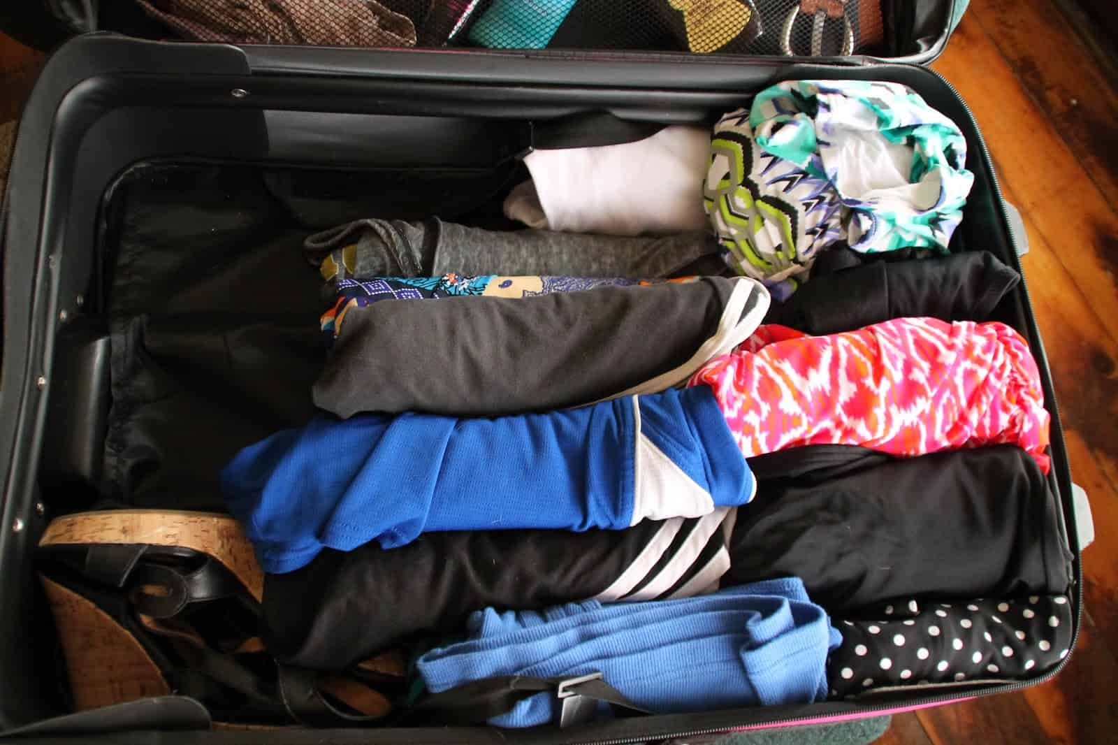 Arrange By Weight – how to pack