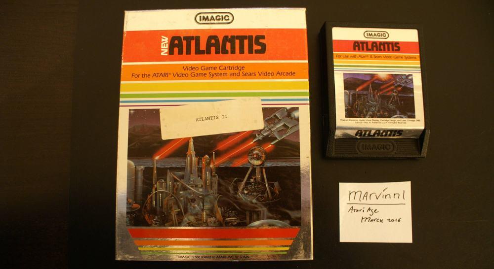 Atlantis II – valuable video game
