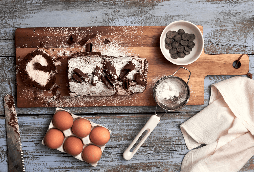 Baking – hobbies for men