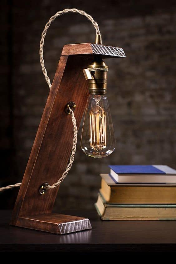 Bare Bulb Lamp