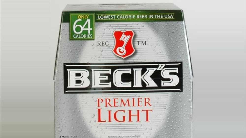 Beck's Premier Light Beer