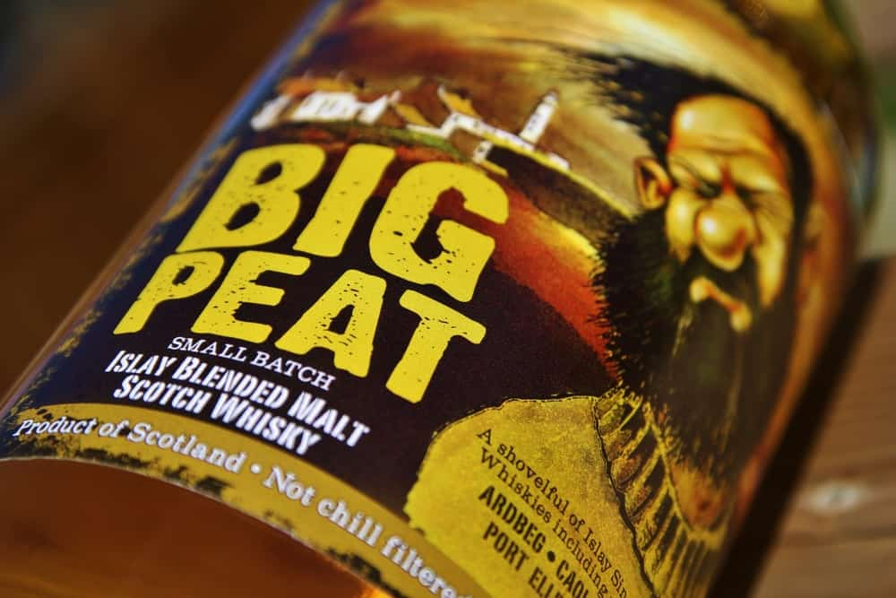 Big Peat – blended scotch