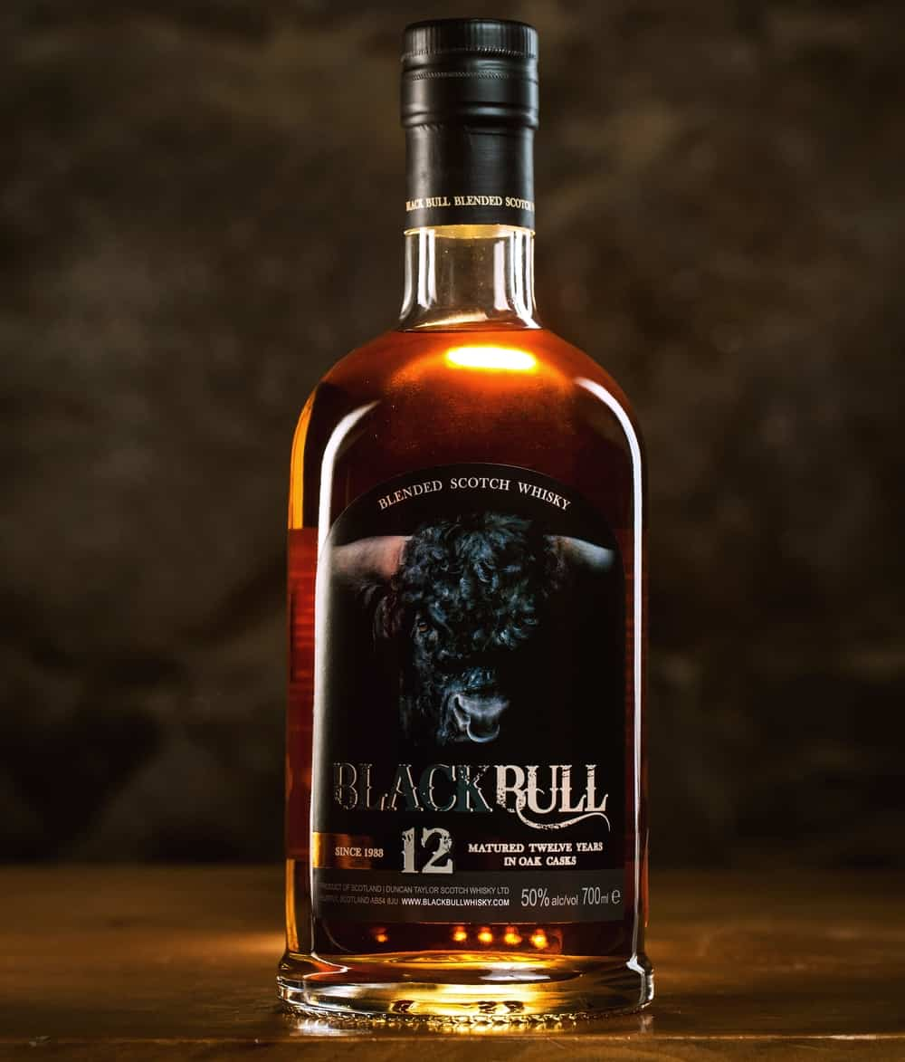 Black Bull – blended scotch