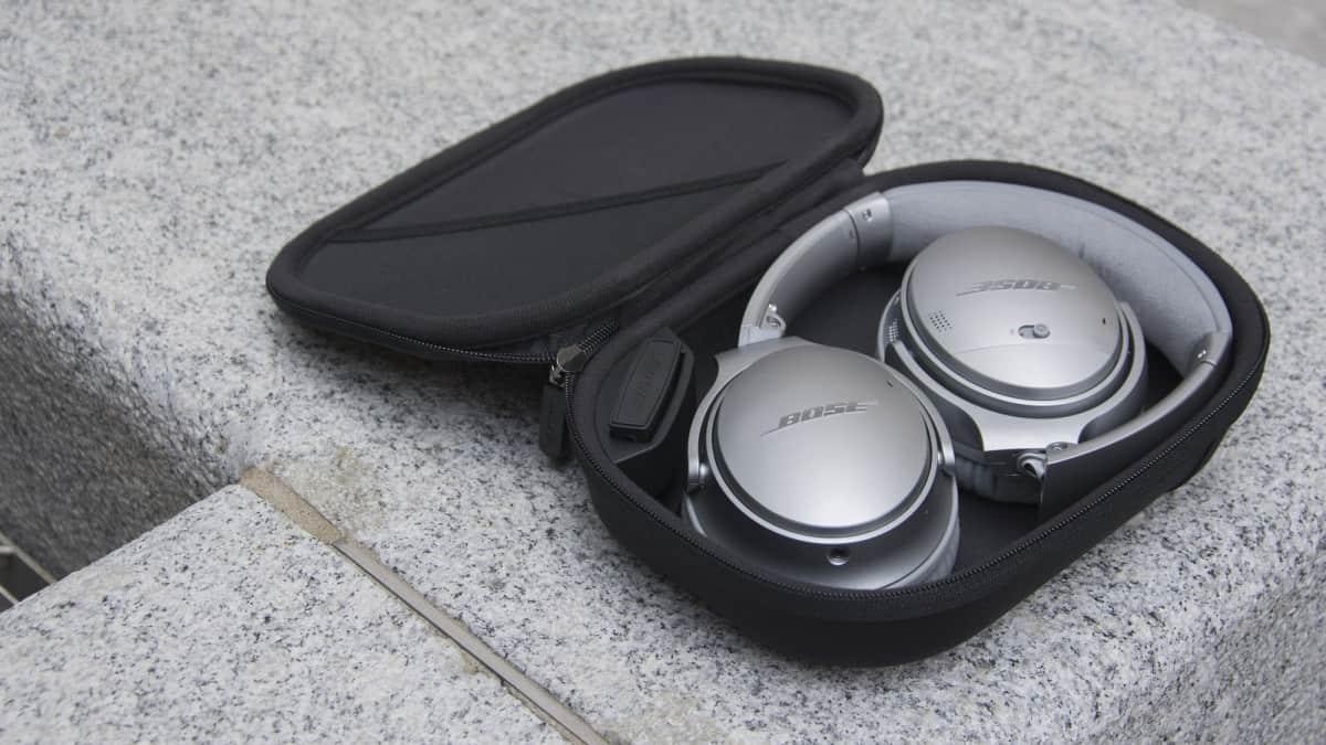 Bose QuietComfort 35 – bluetooth headphones