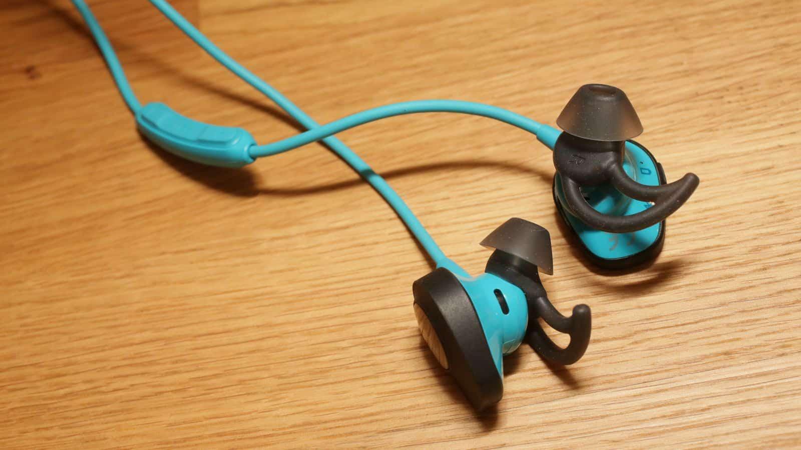 Bose SoundSport Wireless – bluetooth headphones