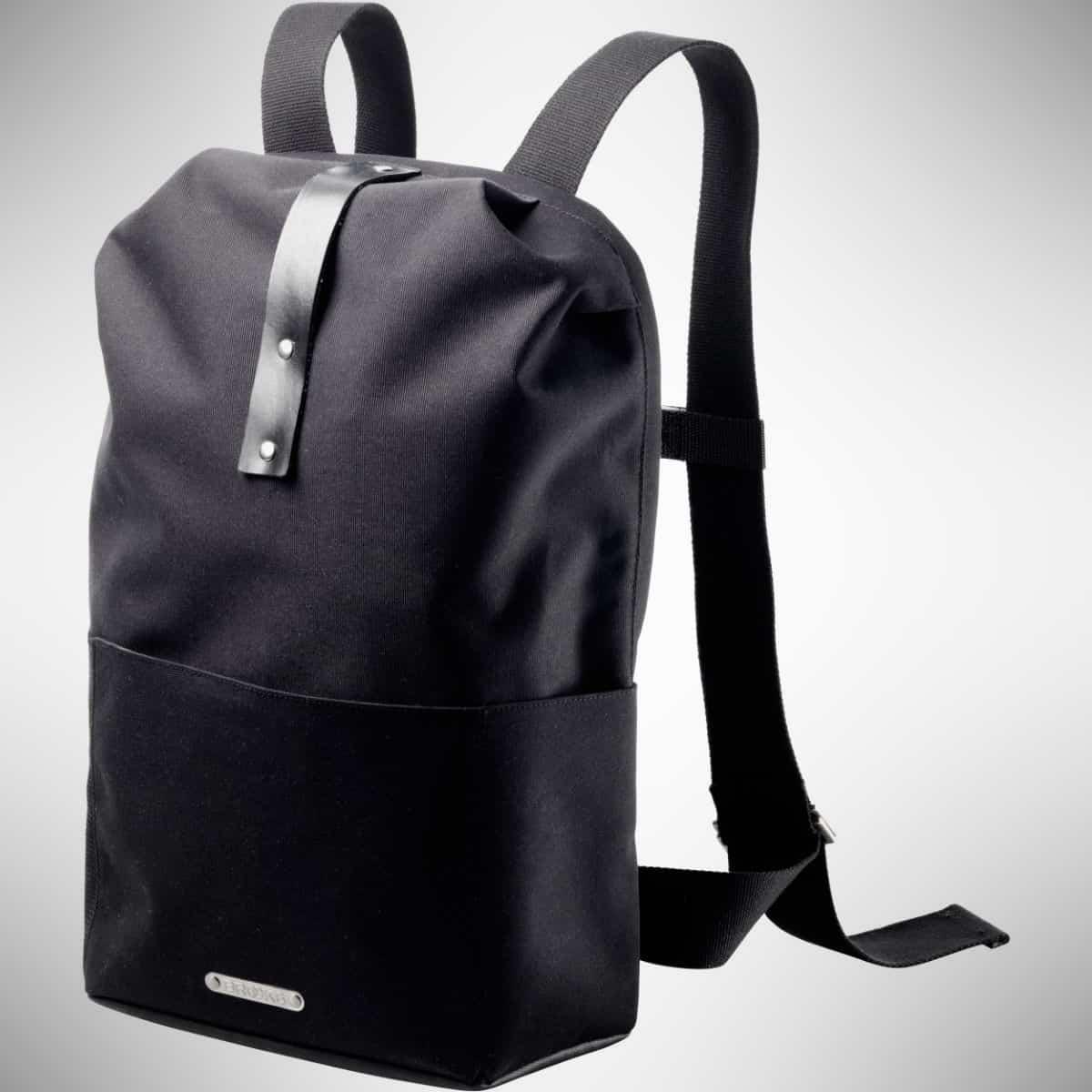 Brooks England Hackney – rolltop backpack
