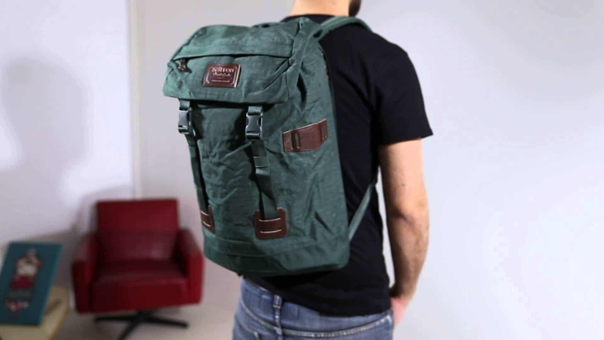 Burton Tinder – rolltop backpack