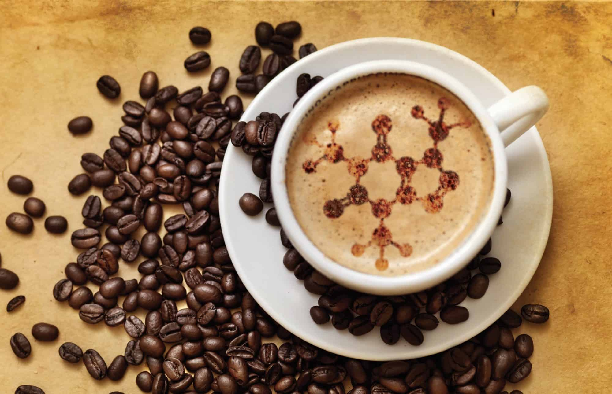 Caffeine – foods that aren't bad