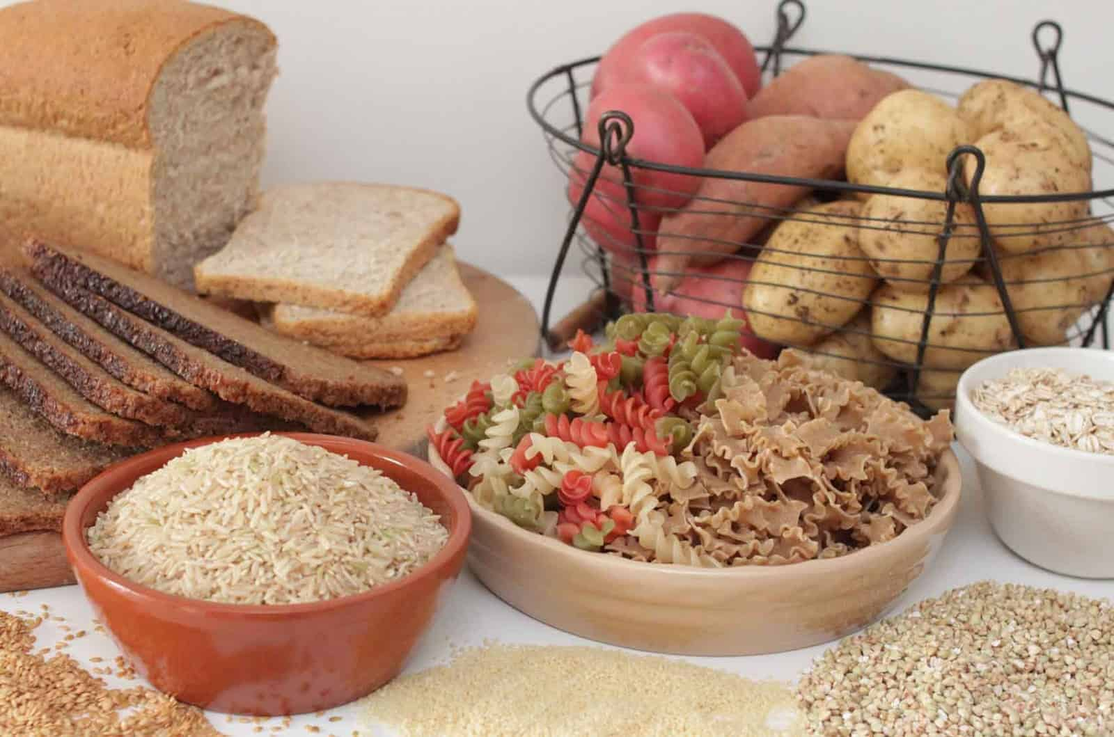 Carbohydrates – foods that aren't bad