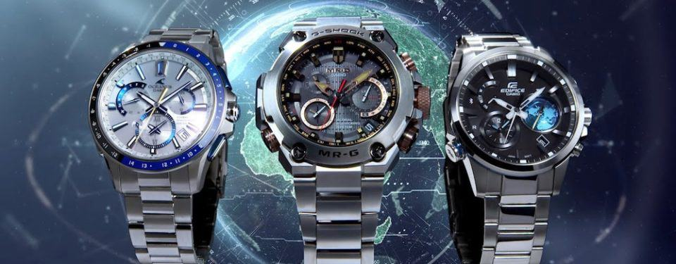 Casio watch brand 960x375 20 Watch Brands With The Finest Timepieces