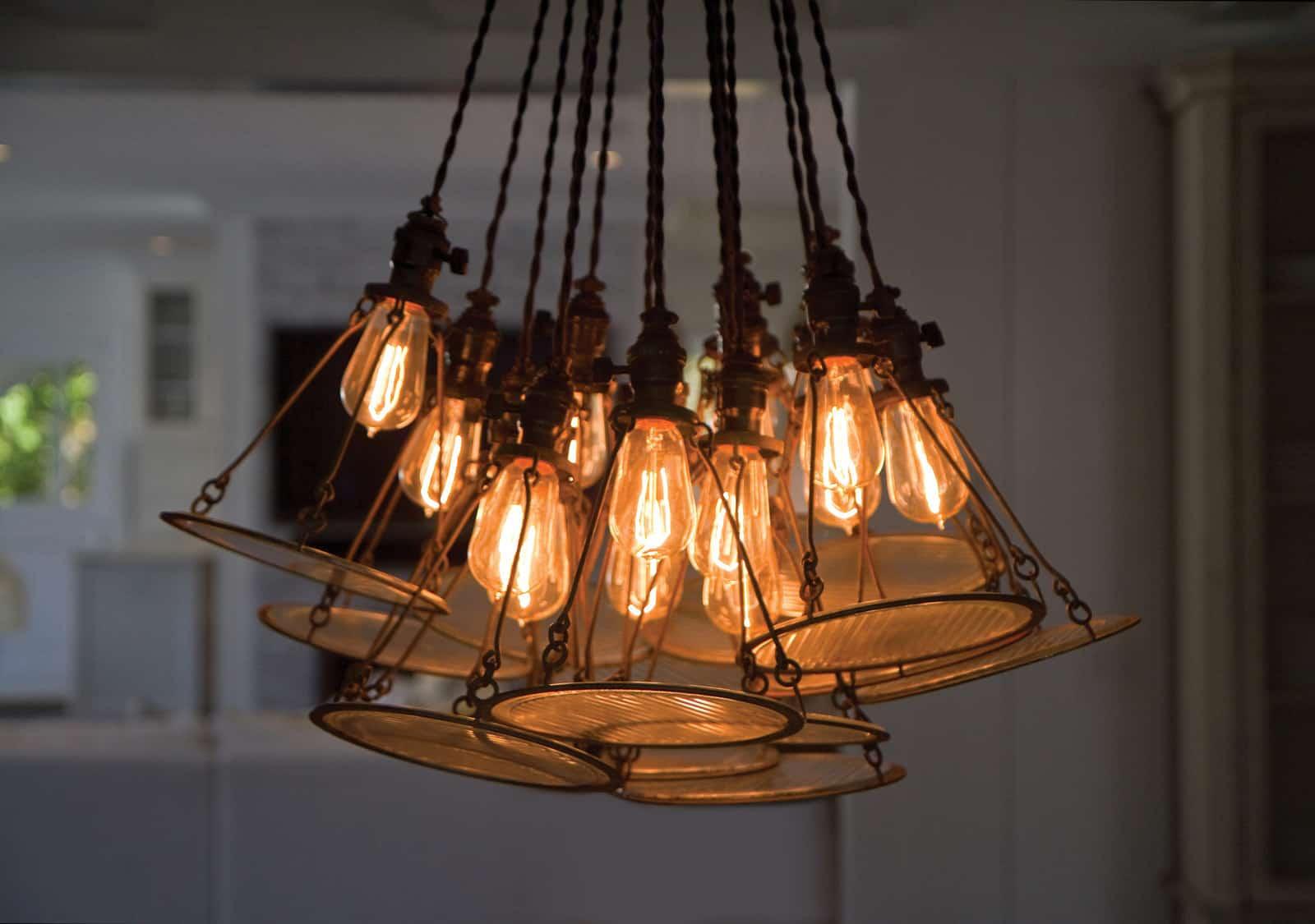 Chandelier – lamp